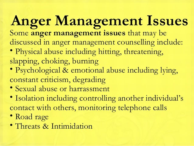 what you can do to help control your angeranger management issuessome anger management issues