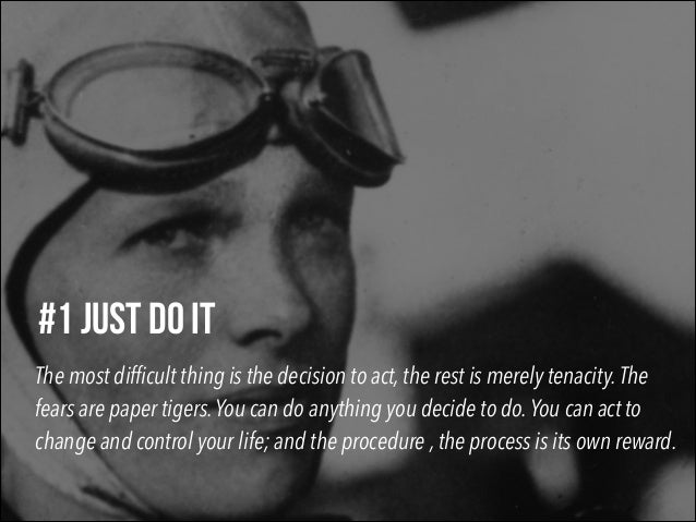12 Lessons from Amelia Earhart Everyone Can Benefit From Slide 3