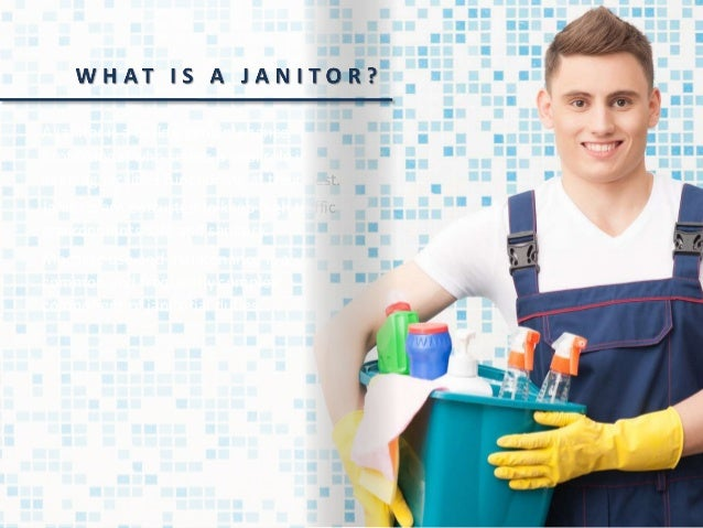 another name for janitor
