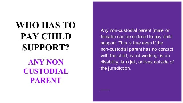 What you need to know about child support in new york