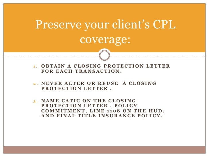 closing protection letter what you need to about closing protection letters 1129