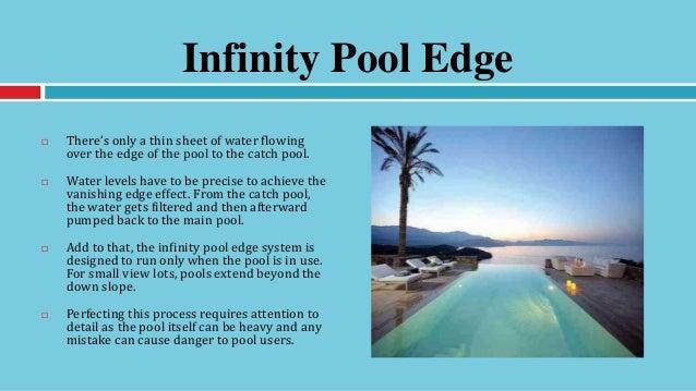Infinity Pool Edge Detail