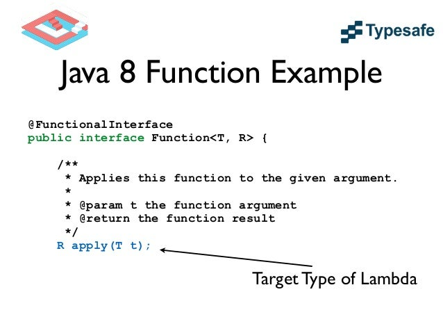 Java 8 import java.util.List; import java.util.Arrays; import java.util.stream.Collectors; ! public class LambdaDemo { pub...
