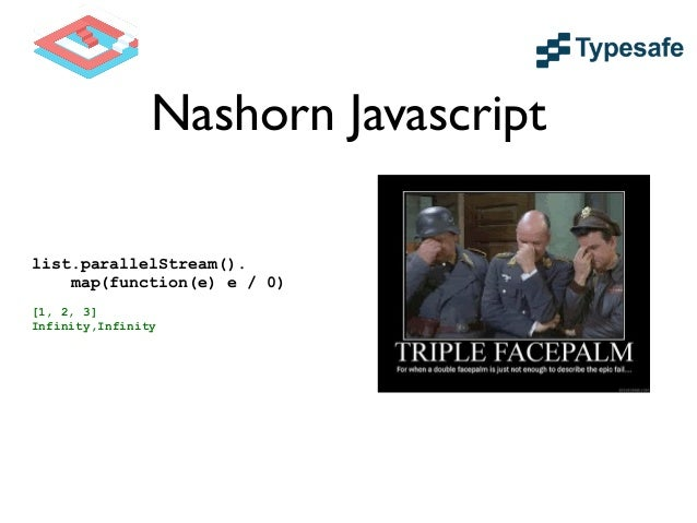 """Scala val numbersPlusOne = numbers.map(number => number / 0) ! Exception in thread """"main"""" java.lang.ArithmeticException: /..."""