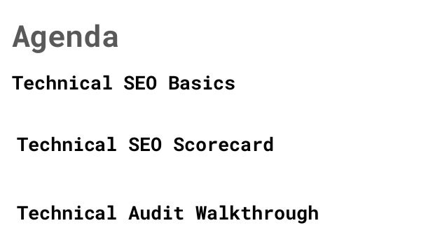 What You Need to Know About Technical SEO Slide 3