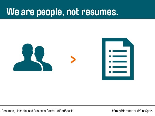 What You Need To Know About Resumes, LinkedIn, and Business Cards