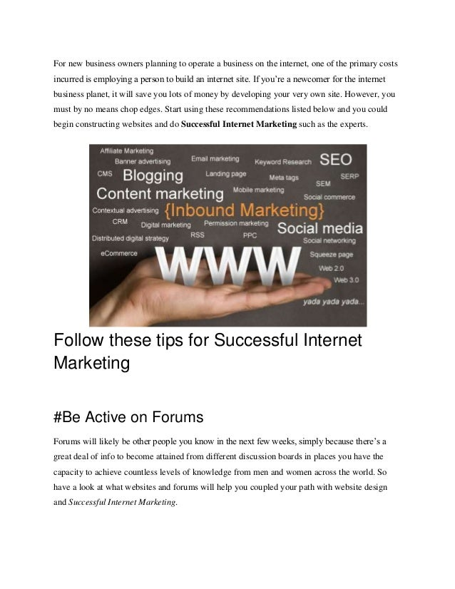 For new business owners planning to operate a business on the internet, one of the primary costsincurred is employing a pe...