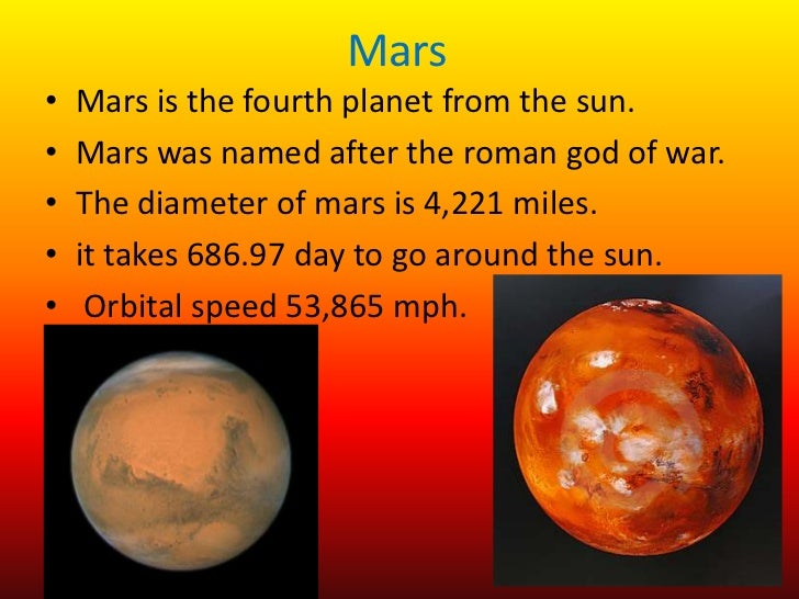 a solid planet is mars - photo #9