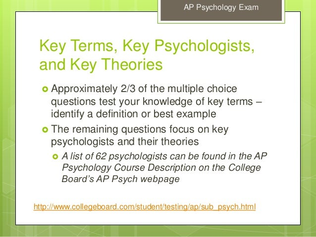 psychology and key terms 100% free ap test prep website that offers study material to high school students seeking to prepare for ap exams enterprising students use this website to learn ap.