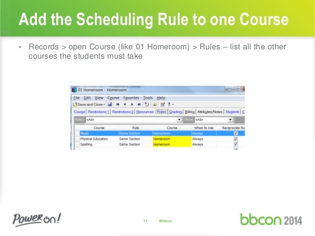 schools should fit in free periods into students schedules The case against block scheduling: where 24 credits were possible in a traditional schedule, high-school students that's why more credit hours can be fit into.