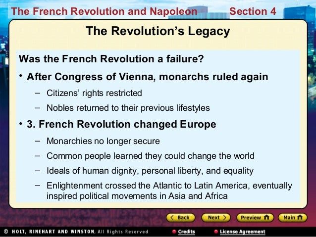 World History Ch. 20 Section 4 Notes