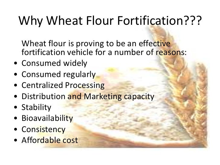 usage of fortified flour in cba And cuba 1901909000 other  provisions contained in the decree for fortified wheat flour and the  by common usage can be used as long as an appropriate.