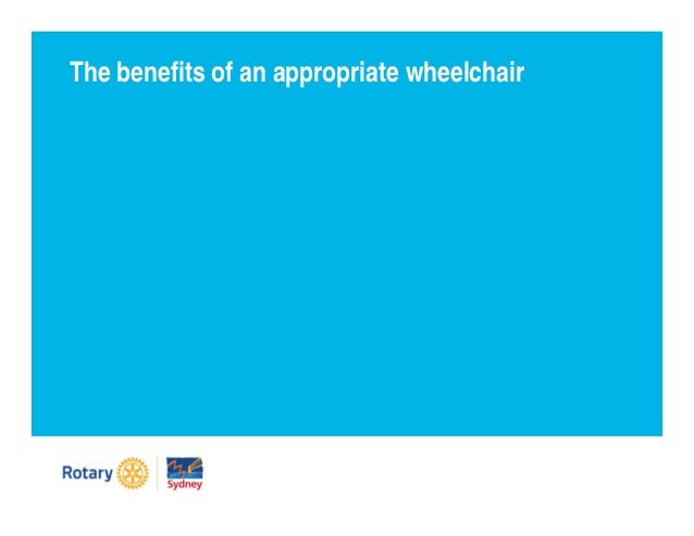 Wheelchair Donations: Is Something Better Than Nothing?