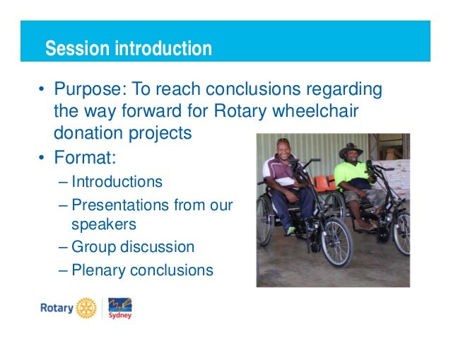 • Format: – Introductions – Presentations from our speakers – Group discussion – Plenary conclusions Session introduction ...
