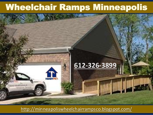 http://minneapoliswheelchairrampsco.blogspot.com/ Wheelchair Ramps Minneapolis 612-326-3899