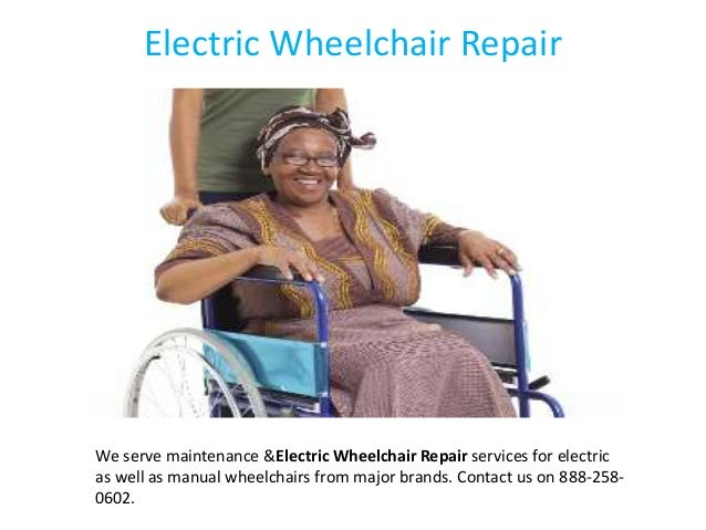 Electric Wheelchair Repair ...  sc 1 st  SlideShare & Power Wheelchair Repair