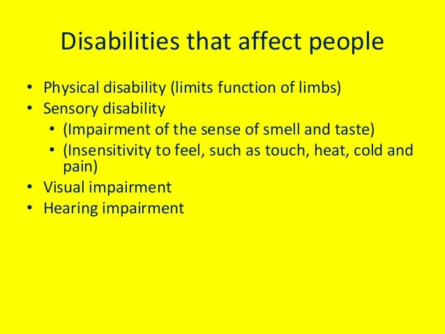 Wheelchair accessibility awareness Slide 2