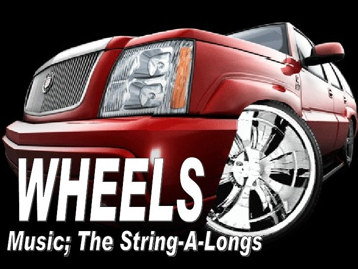 WHEELS Music; The String-A-Longs