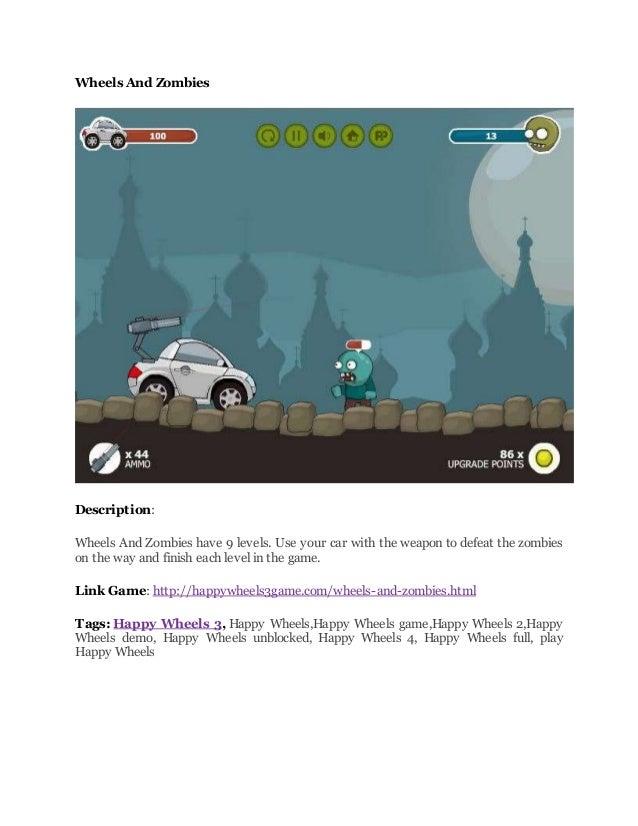 unblocked game happy wheels 3
