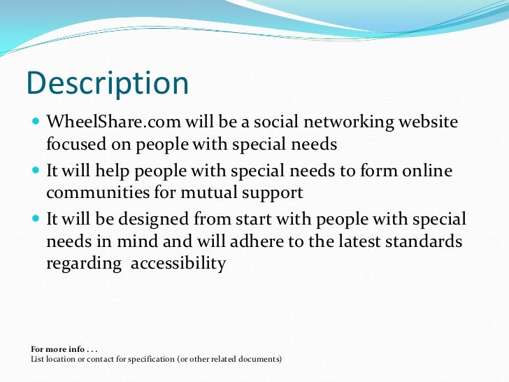 WheelShare Project Overview Slide 3