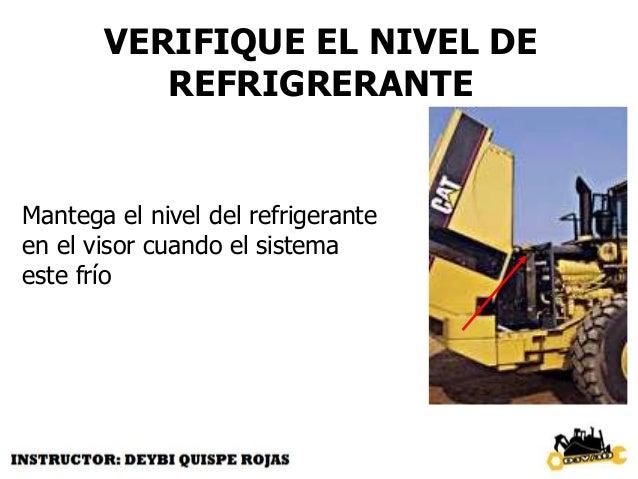 NIVEL DE ACEITE DE MOTOR CON EL MOTOR PARADO Mantenga el nivel del aceite entre las marcas ADD y FULL.