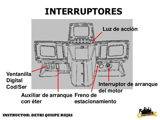 PROCEDIMIENTO ANTES DEL ARRANQUE  Inspeccione el equipo  Verifique los niveles de fluido  Abróchese el cinturón de segu...