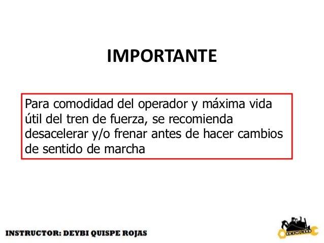 AJUSTE DE LA MAQUINA 1.- ALTURA DE DESCONECCIÓN DEL BOOM a.- levante automático b.- bajada rápida 2.- POSICIONADOR DEL CUC...
