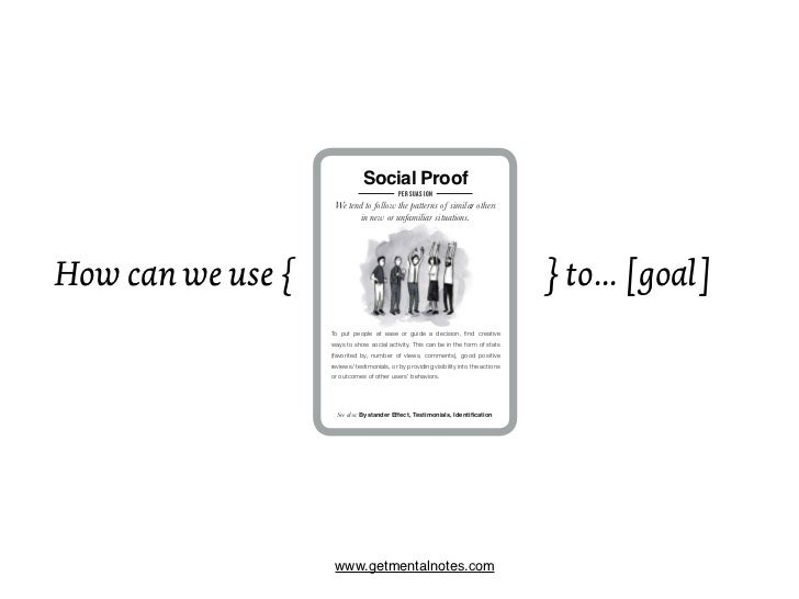 Social Proof                                                                            Curiosity                     We t...