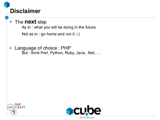 When dynamic becomes static : the next step in web caching techniques Slide 2