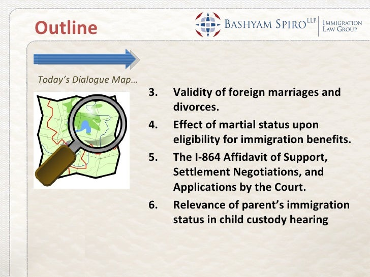 OutlineToday's Dialogue Map…                        3.   Validity of foreign marriages and                             div...