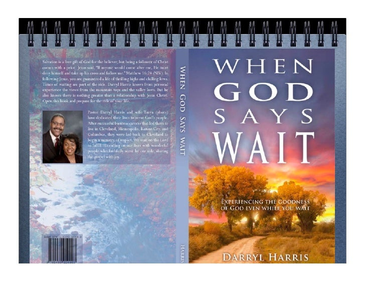 Small Group Study Guide     When God Says Wait        Darryl Harris