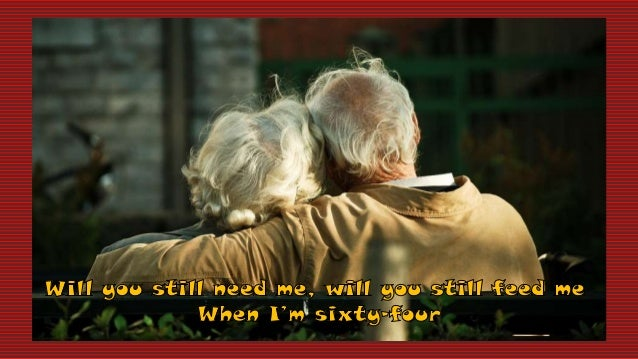 When I'm Sixty-Four (The Beatles)