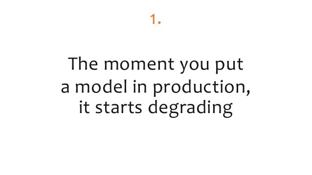 When Models Go Rogue: Hard Earned Lessons About Using Machine Learning in Production Slide 3