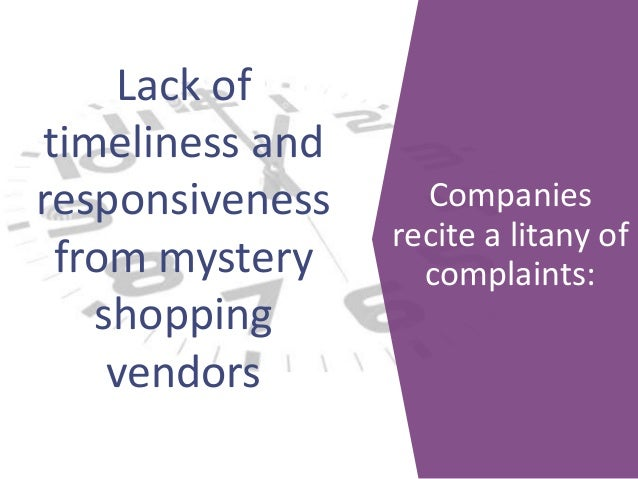 when mystery shopping goes bad best practices to avoid common pitfal