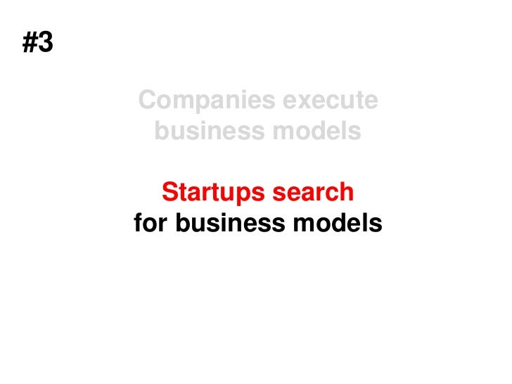 #2<br />×<br />Tech Entrepreneurship + Venture Capital is ~ 50 Years OldStartups are Smaller Versions of Large Companies<b...