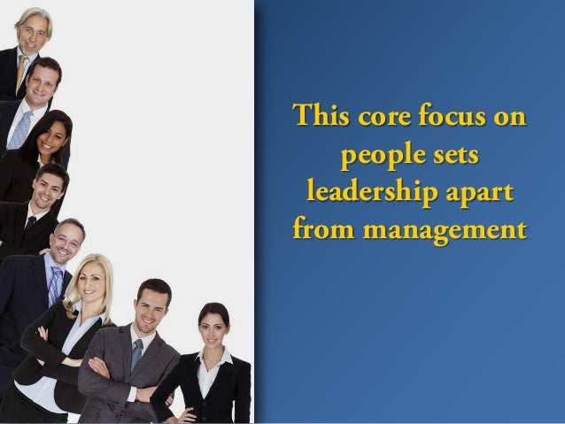 lead people and manage resources Change management is about people, performance and leadership, ergo, one would think hr should be leading the charge (or at least playing a major role) unfortunately in many sounds like learning, development, and human resources to me — so why isn't hr part of the solution kotter's research.