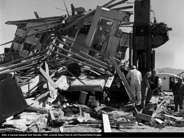 Essay/Term paper: Nuclear weapons: destructors or saviors?