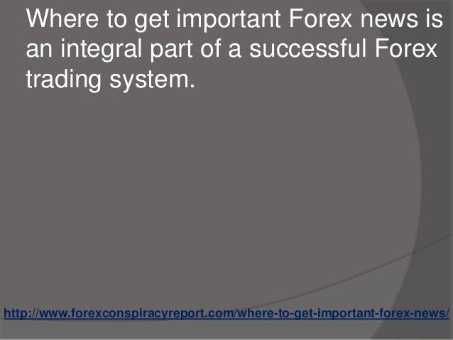Forex news clicker
