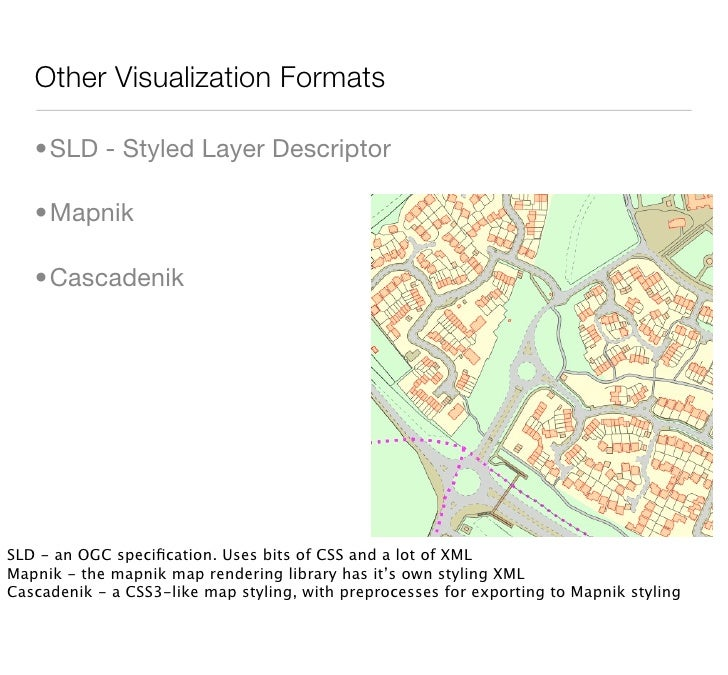 """Shapefile     A misnomer - not a single """"File"""", but multiple files: SHP geometry, DBF database, SHX data- geometry join, PRJ..."""