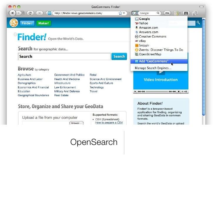OpenSearch - HTML       <html xmlns=quot;http://www.w3.org/1999/xhtmlquot; xml:lang=quot;enquot; lang=quot;enquot;>      <...