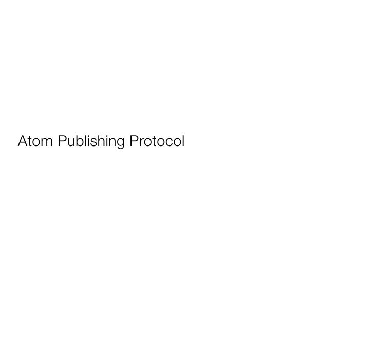 Atom Attribution  <entry>      <title>Election Precincts</title>      <link type=quot;text/htmlquot; href=quot;http://find...