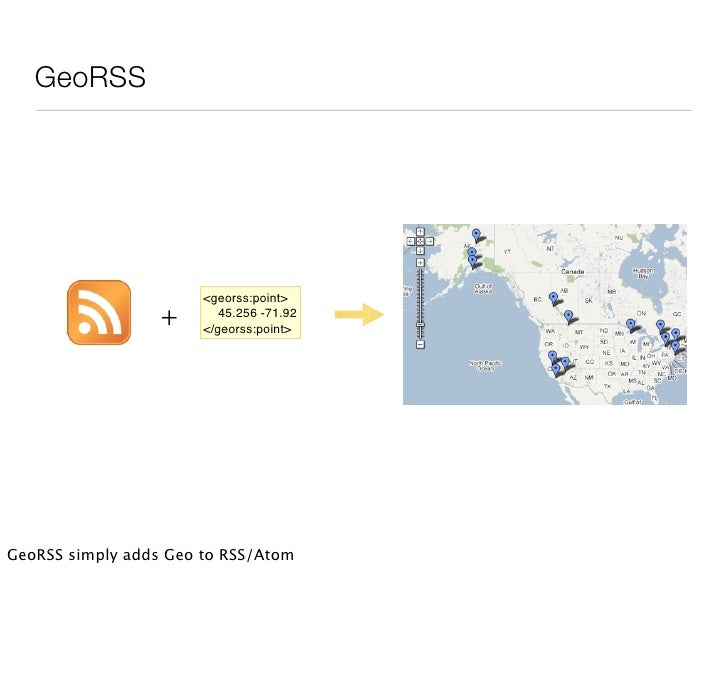 GeoRSS Spotlight:                                                         Reuters News                       Reuters News ...