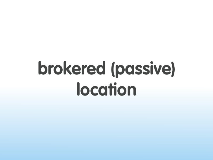 • Location broker • Ecosystem • APIs for updating and querying (REST and   XMPP) • http://fireeagle.yahoo.net/developer • <...
