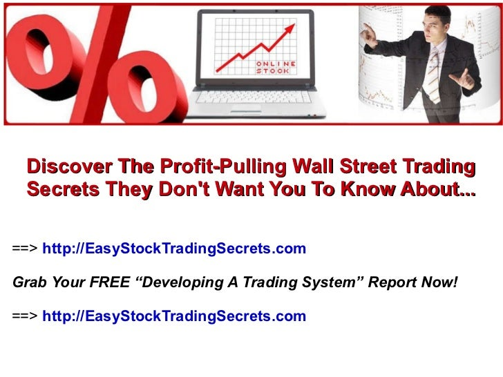 A good trading system