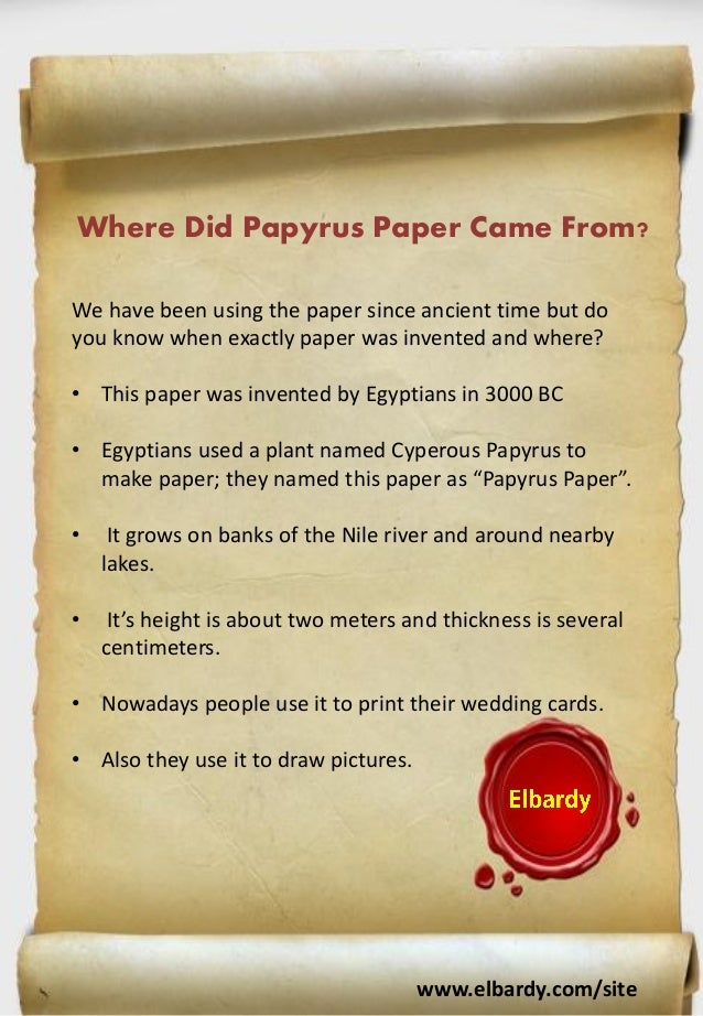 where can i buy papyrus paper Hand made real papyrus  you can actually buy pre-treated japanese rice papers and papyrus,  if your paper has a rugged edge, you can use drafting tape .