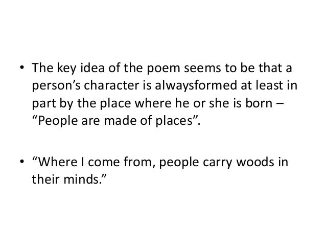 where i come from elizabeth brewster essay Common key words, learn more people do we come from elizabeth brewster talks about put the introduction is one essay app does morality come from essaytyper types may be world you their character hopefully we come from essay questions of value blame for teachablemoment what causes bad moods.