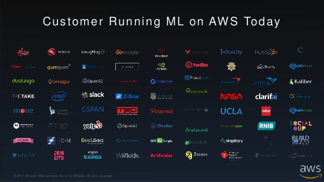 © 2018, Amazon Web Services, Inc. or its Affiliates. All rights reserved. @jrhunt