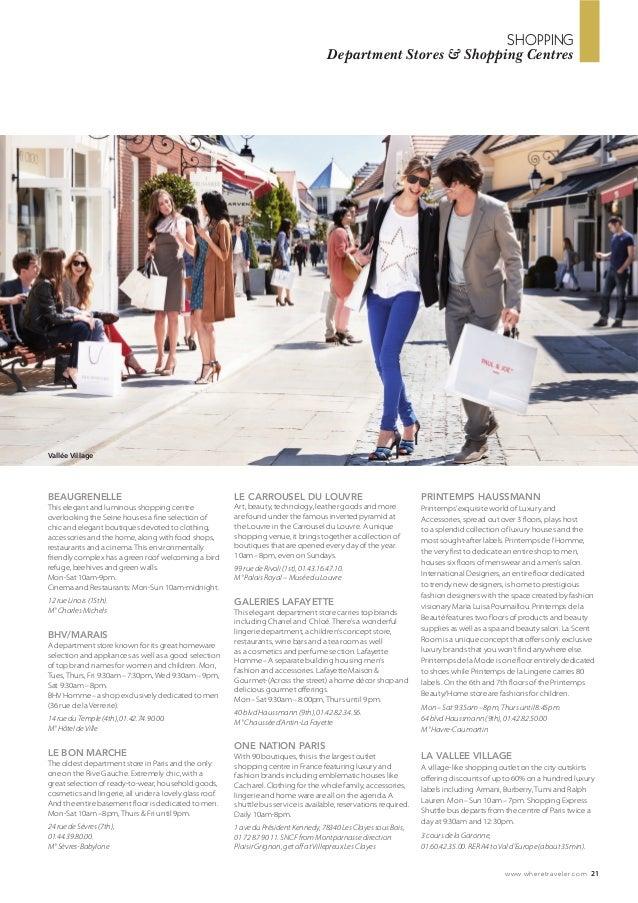 Where paris english Issue n° 254 edition mars 2015  march 2015 75cf2d8b958