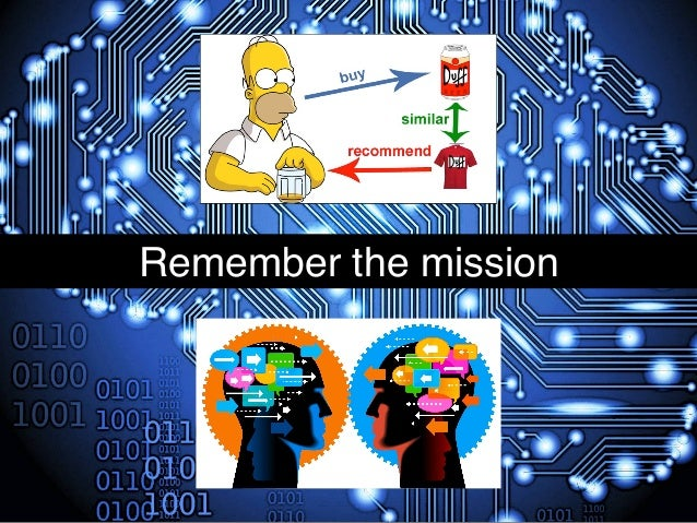 Remember the mission