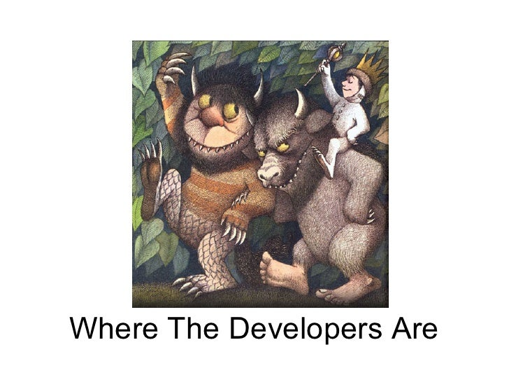 Where The Developers Are